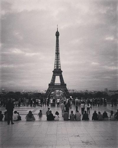 Everyone's view | Trocadero, Paris Paris Travel France Eiffeltower