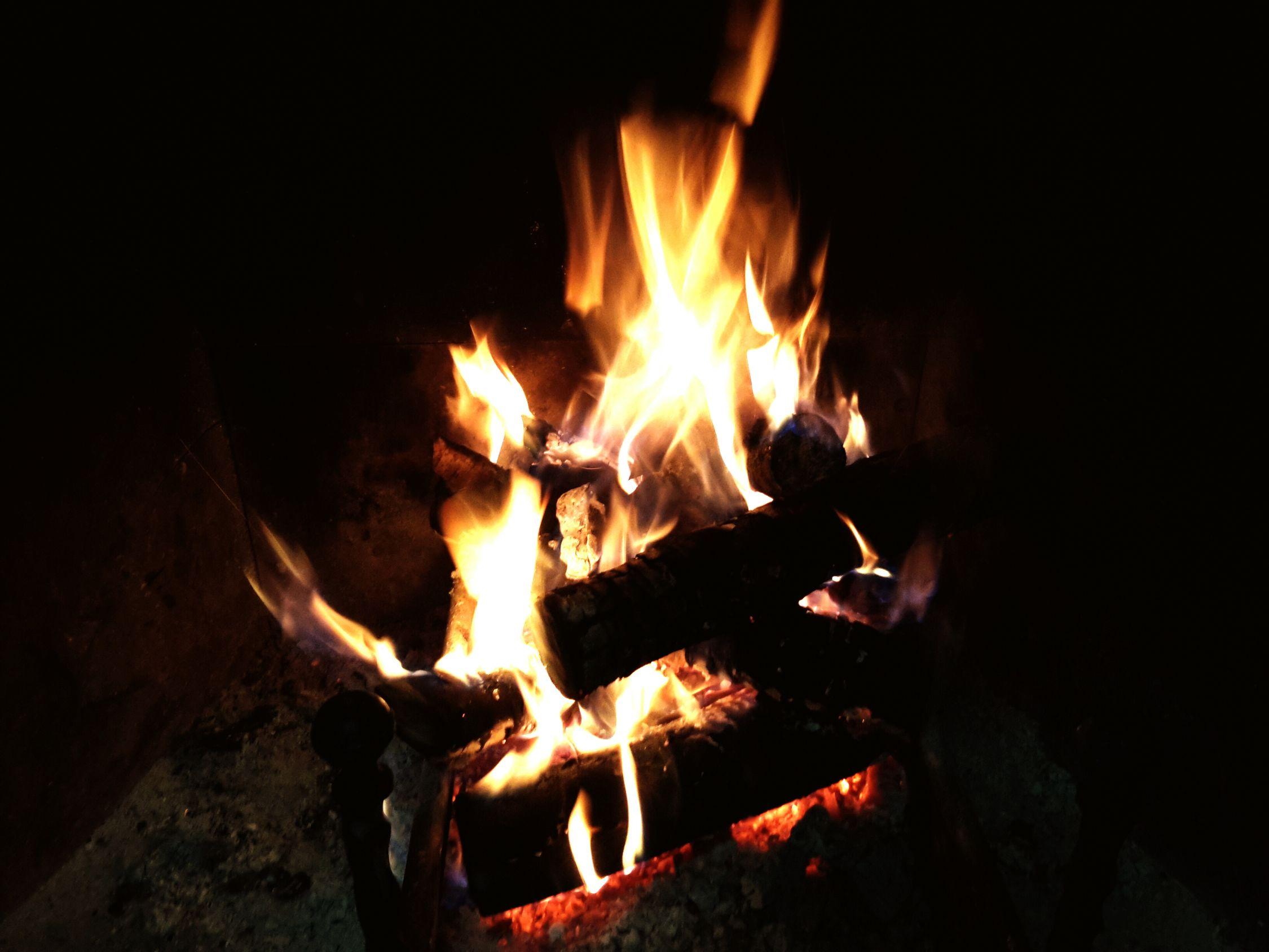 Warmupbythefire The Lfe Of Fire
