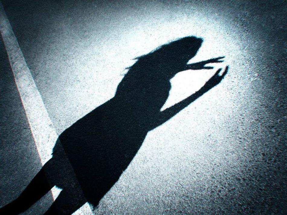 Accident Asphalt Car Crash Girl Outdoors Road Road Road Accident Shadow Sun