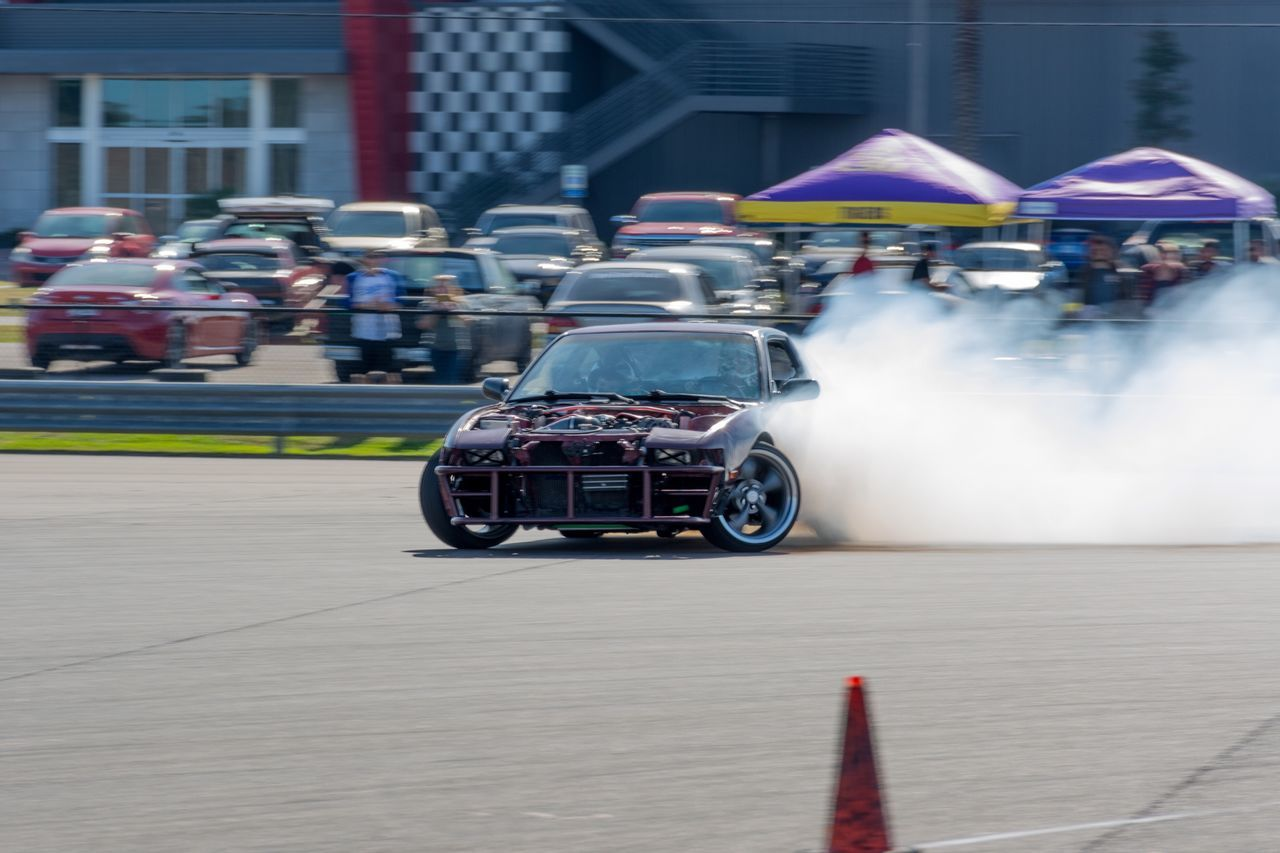 Photography In Motion Nodrft NOLA Drifting