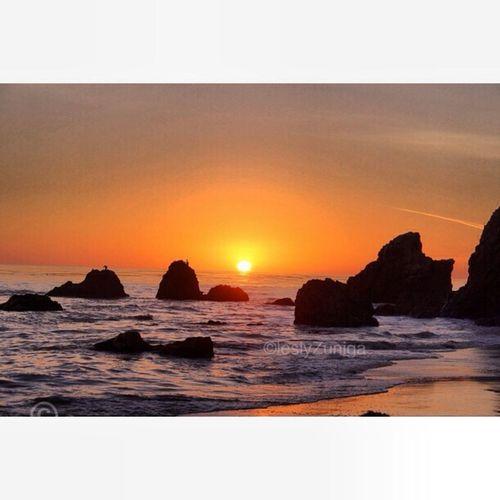 Just Another Cali Sunset Sunset Malibu The Explorer - 2014 EyeEm Awards