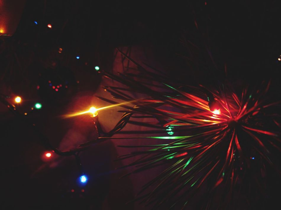 Christmas Tree Lights Happy New Year Gerland Christmas Christmas Lights