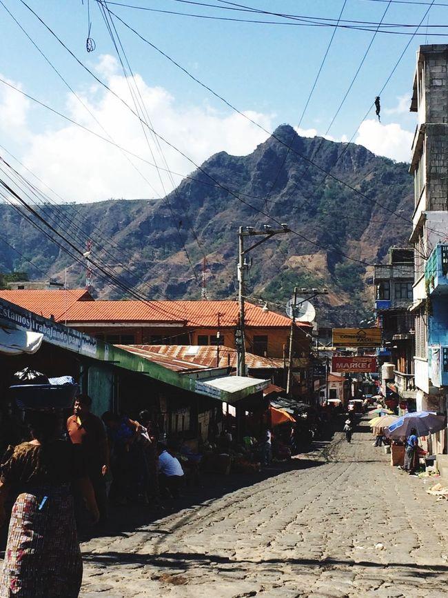 Traveling In Guatemala