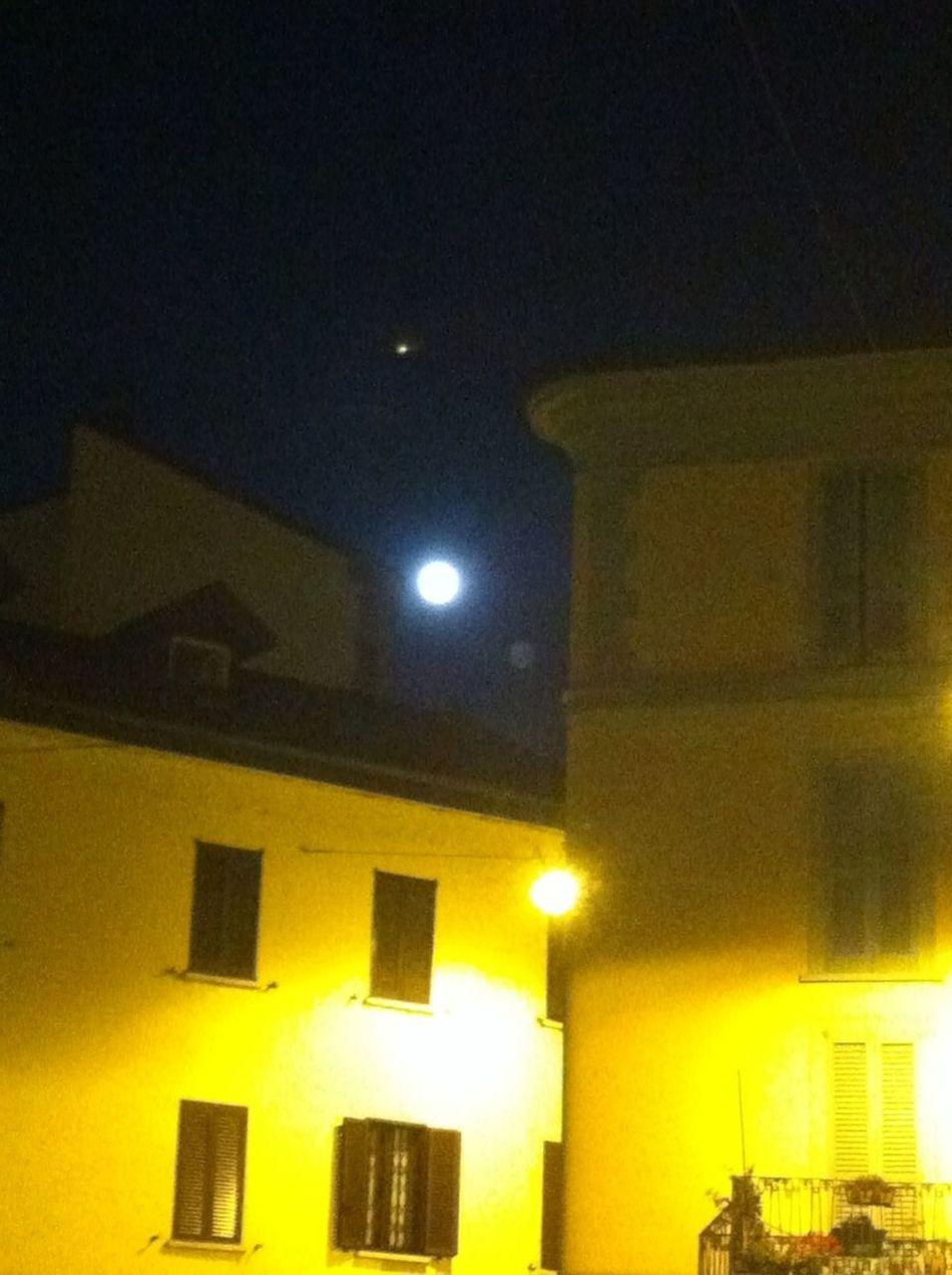 Last Night Moon
