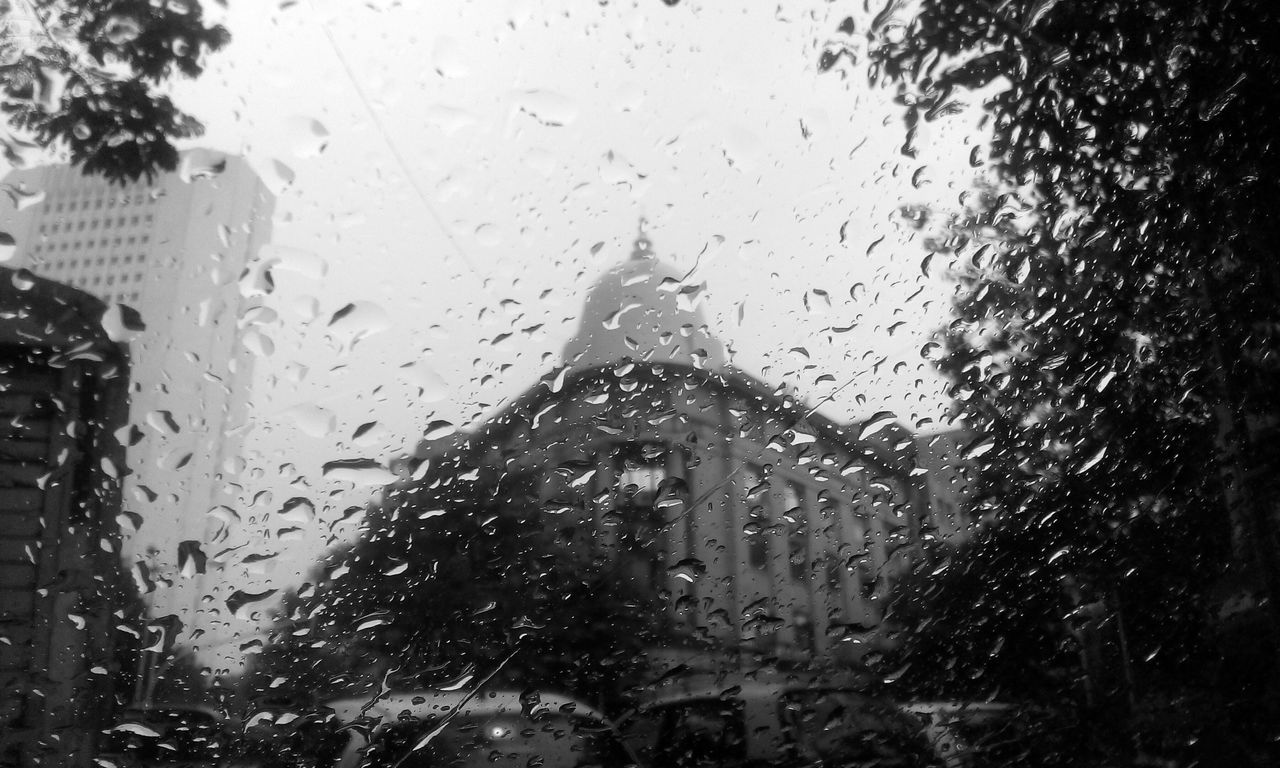 1st Rain Bombay