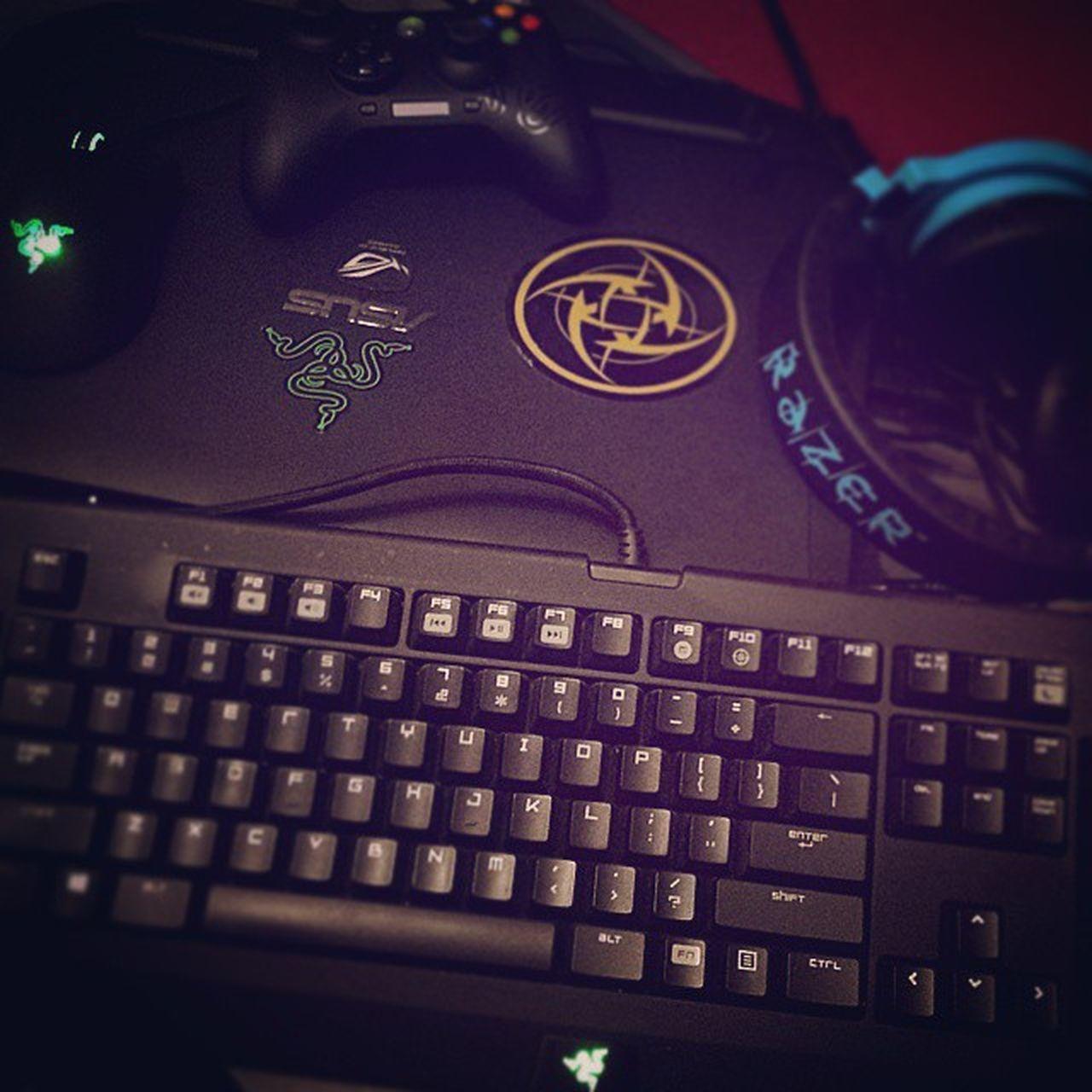 Gaming Gaminglife Razerallday PCGaming Goliathus Nip Nipftw Ninjasinpyjamas Knightskustoms Teamrazer Razerdeathadder Razerkraken Razersabertooth Rog Asus Republicofgamers Asusrog G750 Nipofficial Razergoliathus