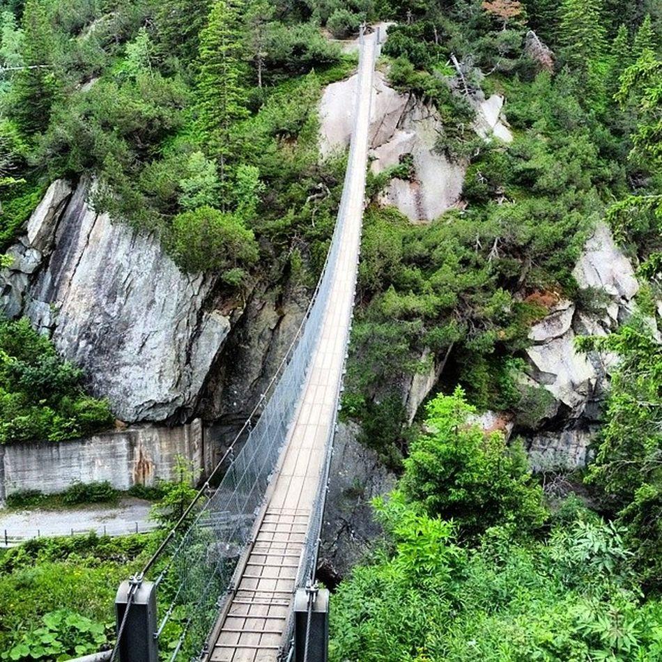 Gelmerbanh Guttannen Bridge @bns_switzerland @bestestaward