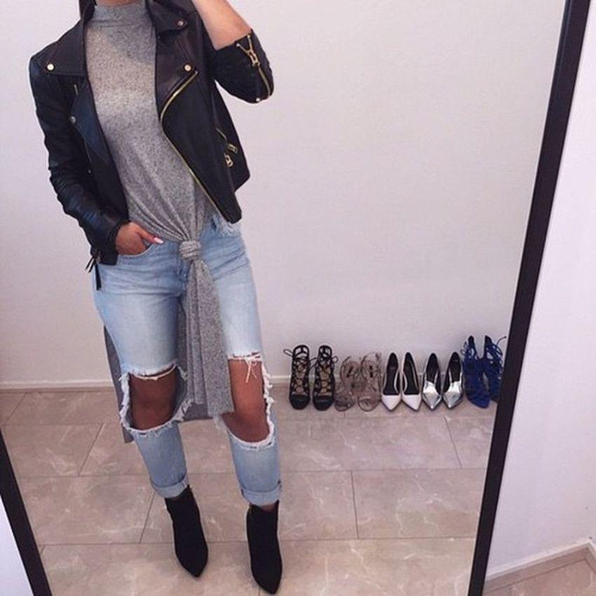 Black Girl Pretty Darkclothes Shoes Model Fashion Hair HighHeels Style