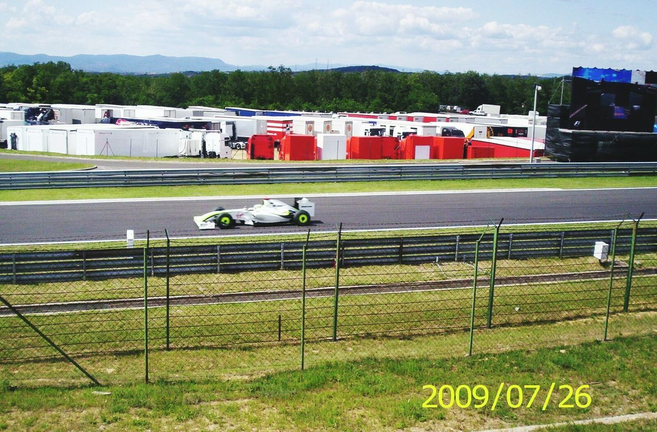 Formula 1 Hungary GP 2009 Brawn Gp