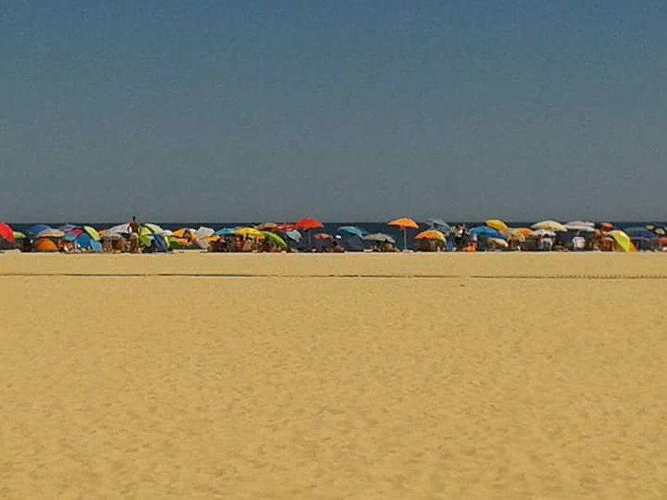 Colour Of Life Beach Photography Beach Umbrellas Crowd Summer Beach Life Is A Beach Life