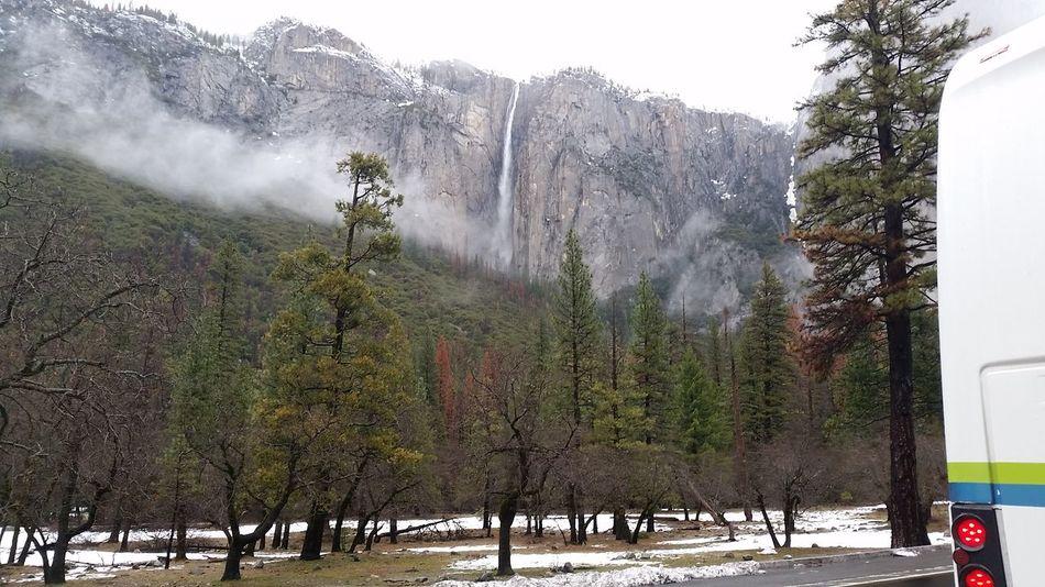 ヨセミテ国立公園 カリフォルニア ヨセミテ