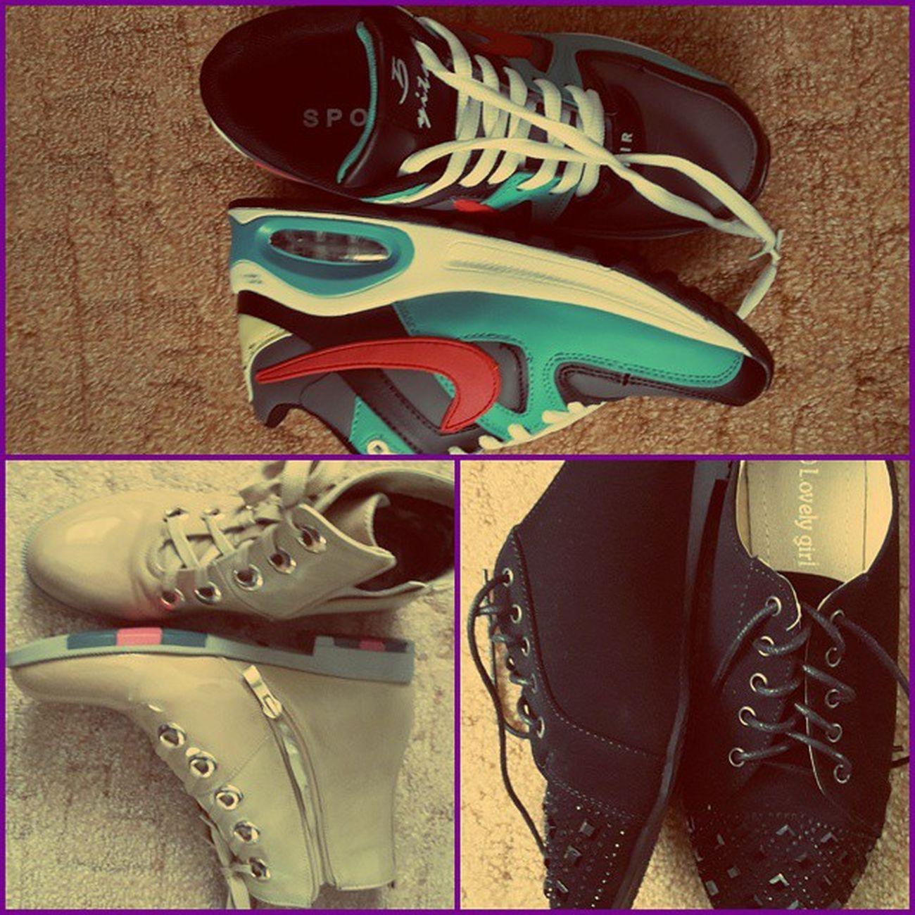 Обувь в школу))))* ненавижушколу люблюшопиться ?