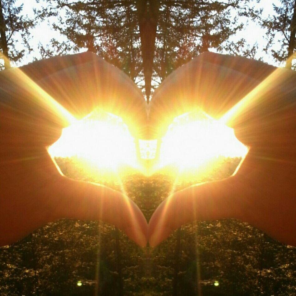 Sunset <NoLongerHalfA♥> GOLDENHEART