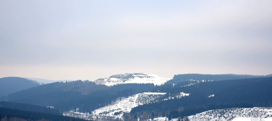 Snowy Winter Snow Mountain Cold Temperature Winter Outdoors Landscape Beauty In Nature Sky GERMANY🇩🇪DEUTSCHERLAND@