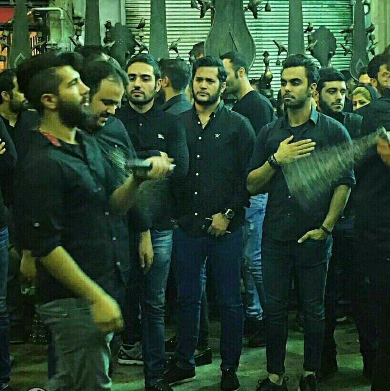 Hussain Iran