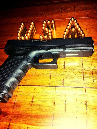 Glock17Gen4 I Carry. I Protect Mine