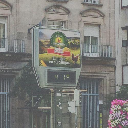 caloooooor..... hooooooooot.... Galifornia Ourense Summertime Galicia Hot Calor