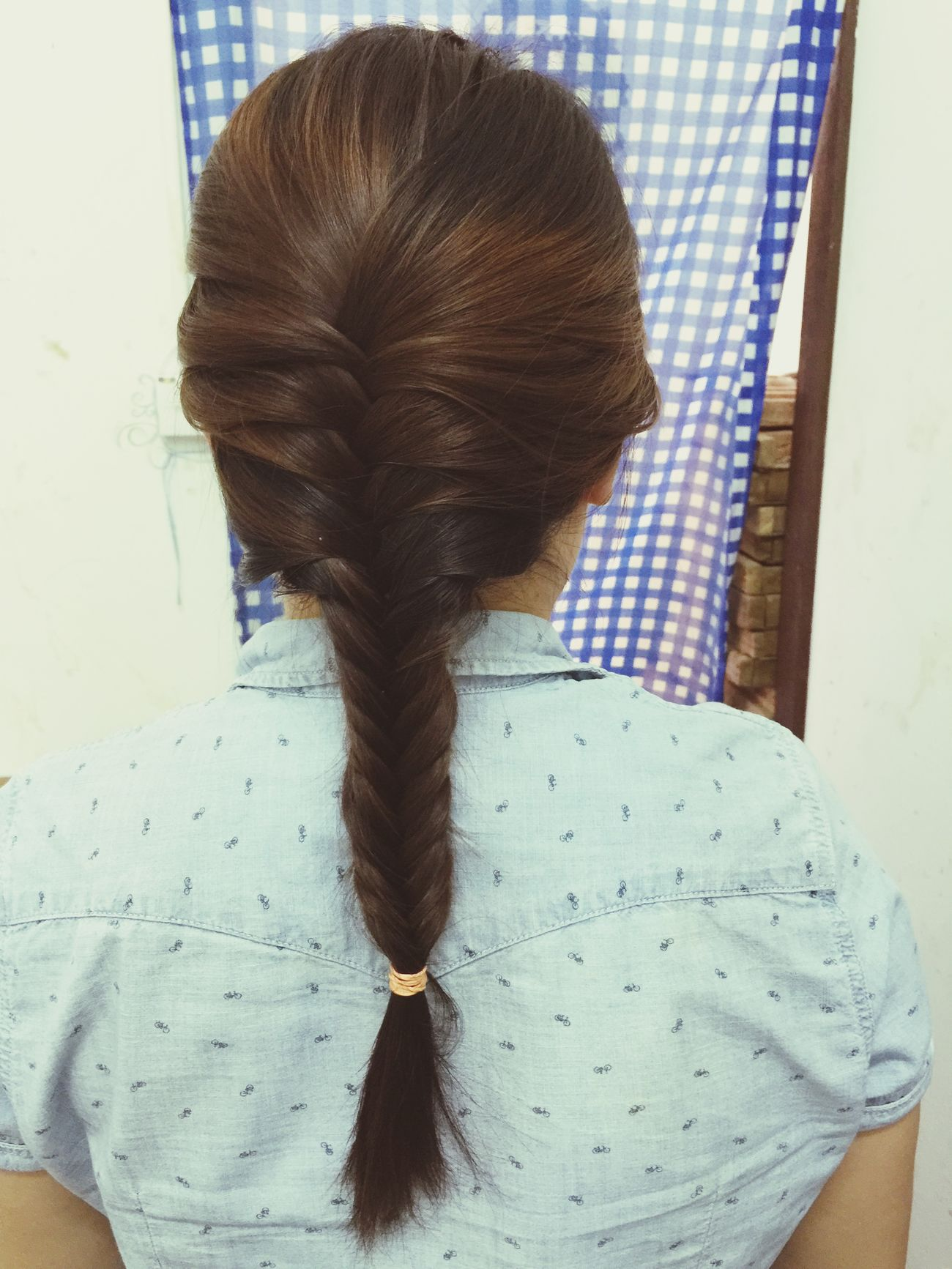Fishtail Braid FriendsOfMine