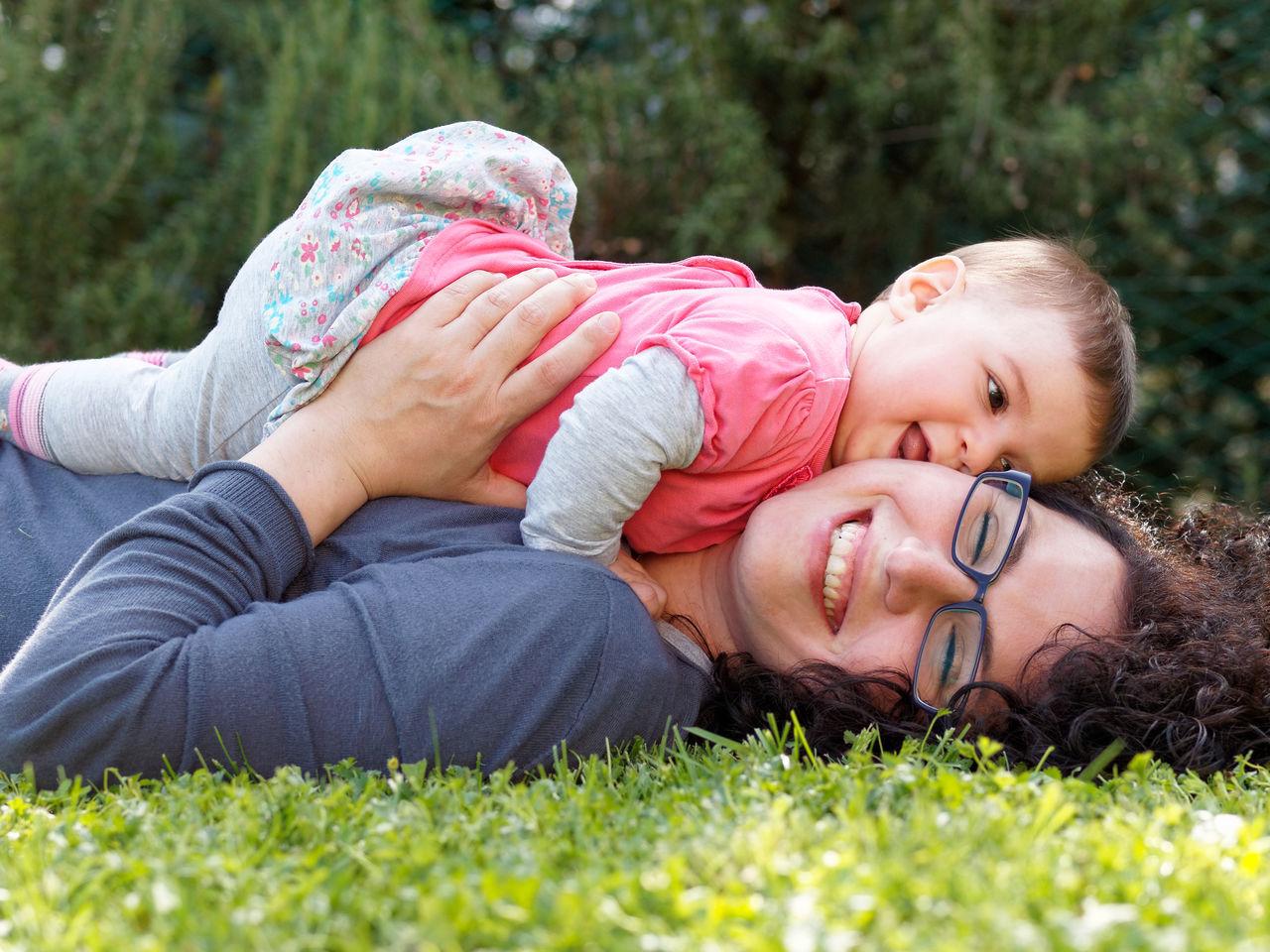 Beautiful stock photos of kiss, Baby, Babyhood, Bonding, Casual Clothing