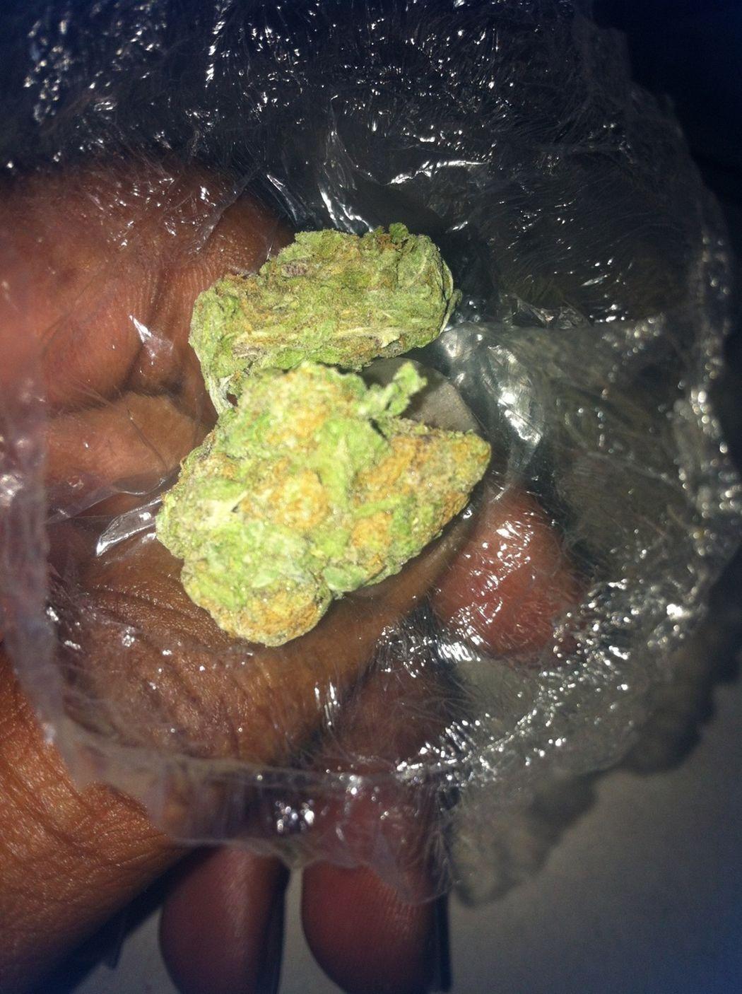 Smoking On Purp