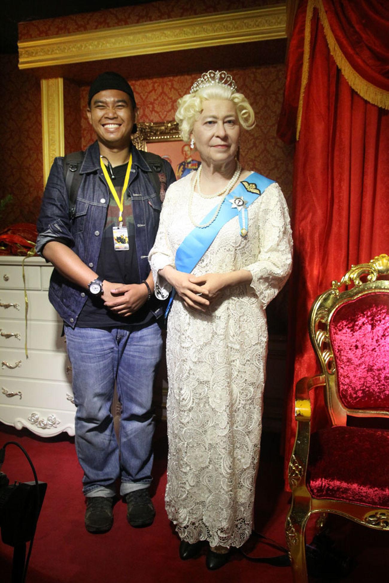 That's Me Queen Elisabeth