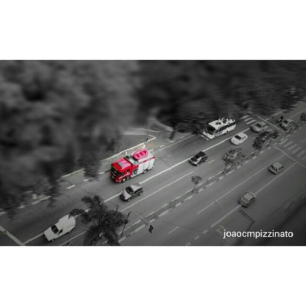 Rescue. AwesomeMiniature Effect Rescue City zonasul saopaulo brasil photography amorpaulista BrazilinGram sp360graus
