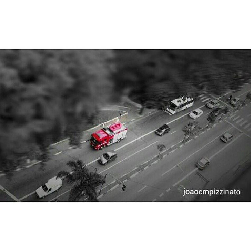 Rescue. AwesomeMiniature Effect Rescue City zonasul saopaulo brasil photography amorpaulista BrazilinGram sp360graus