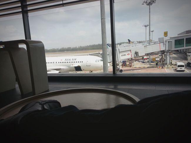 Flight Windscreen Journey