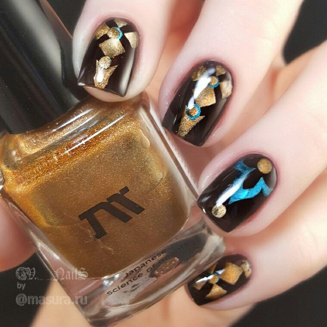 masura nails nailart nail polish маникюр  лак Magneticnailpolish Sechevite