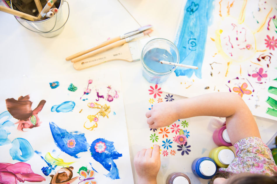 Beautiful stock photos of kinder, Art, Art And Craft, Bottle, Childhood