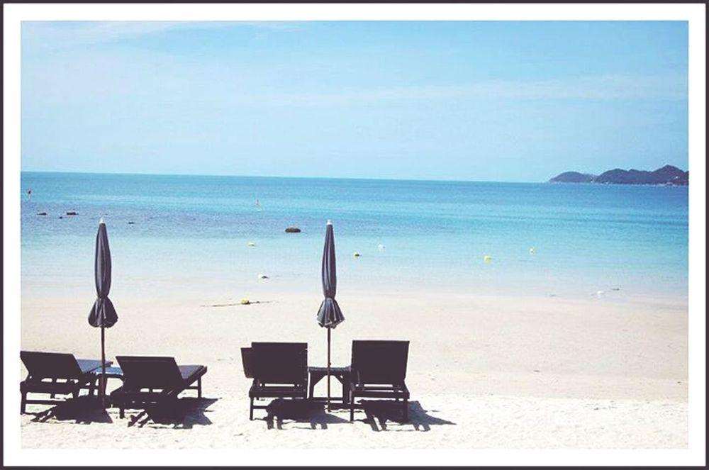 Enjoying Life... Thailand Sea Koh Samui หนีกรุง