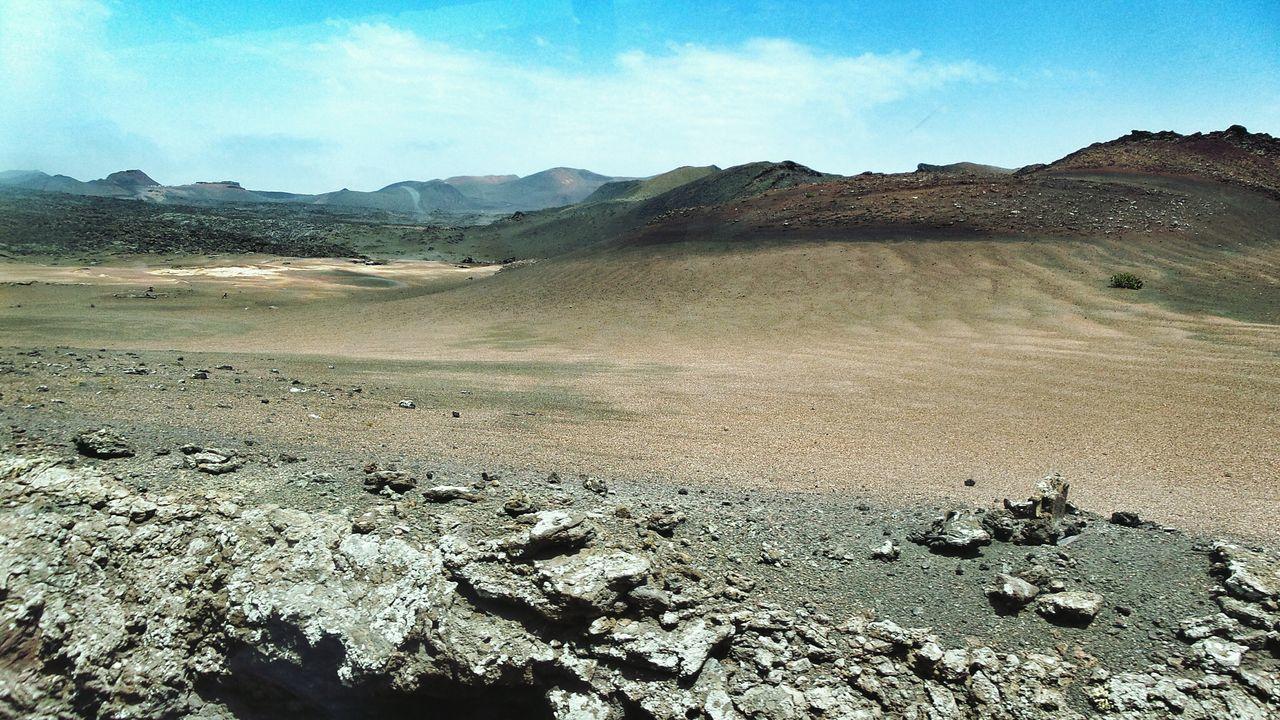 Using Urban filter for unurban landscape... does it work? Edge Of The World Deserted Scapes Parque Nacional De Timanfaya Urban 2