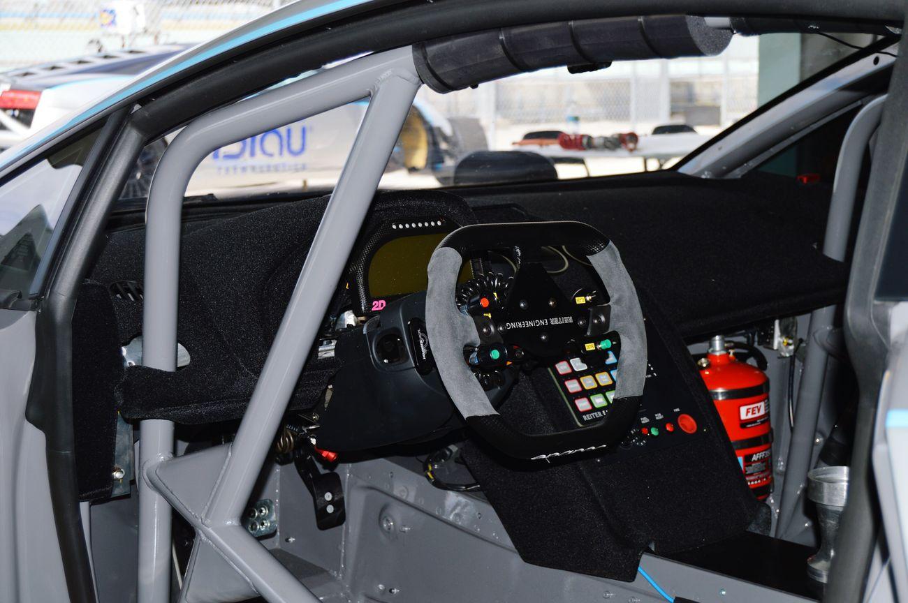The cockpit Lamborghini Gallardo Homesteadspeedway Nikon D3200 Racecar