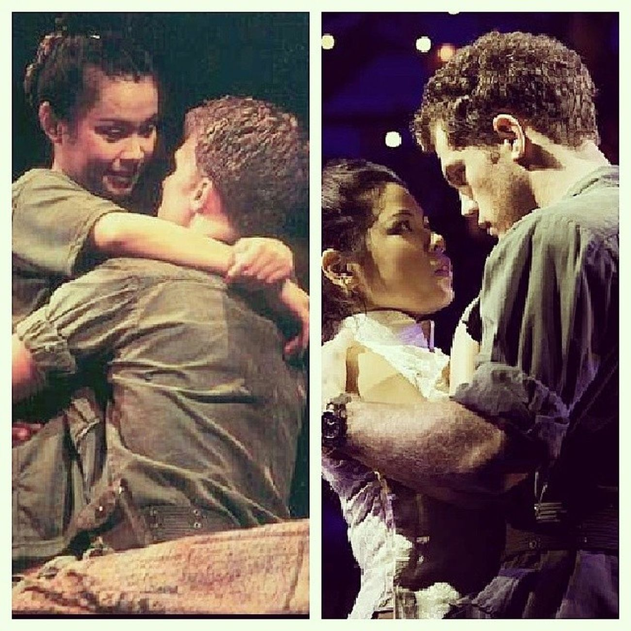 How in one night have we come so far? Misssaigon Leasalonga EvaNoblezada AlistairBrammer 25thAnniversary