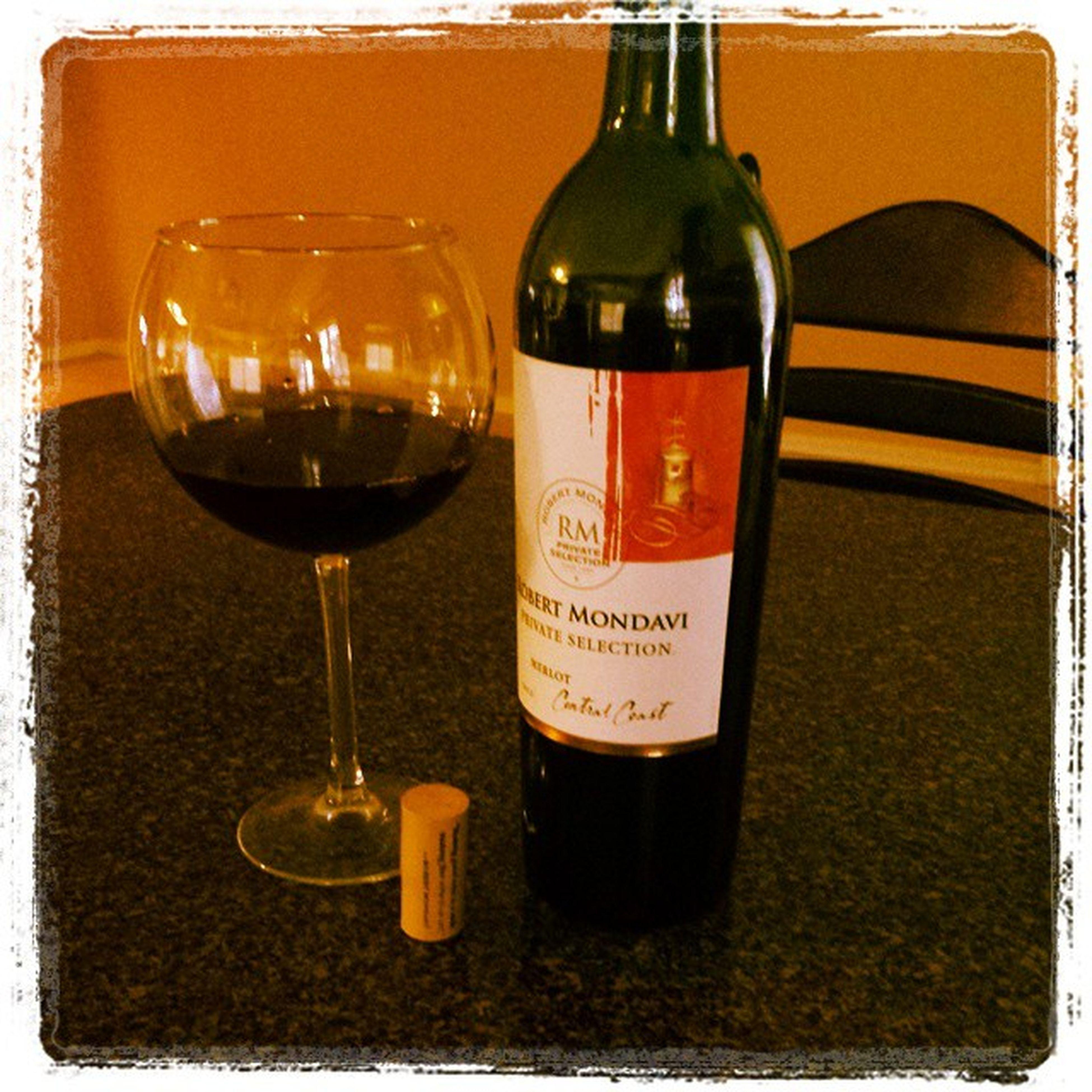 Mmm wine Robertmondavi Merlot
