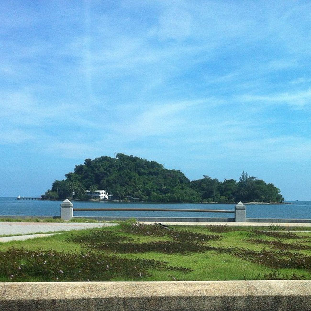 เกาะมัตโพน...เวลาน้ำลดสามารถเดินข้ามไปได้เลย 👍