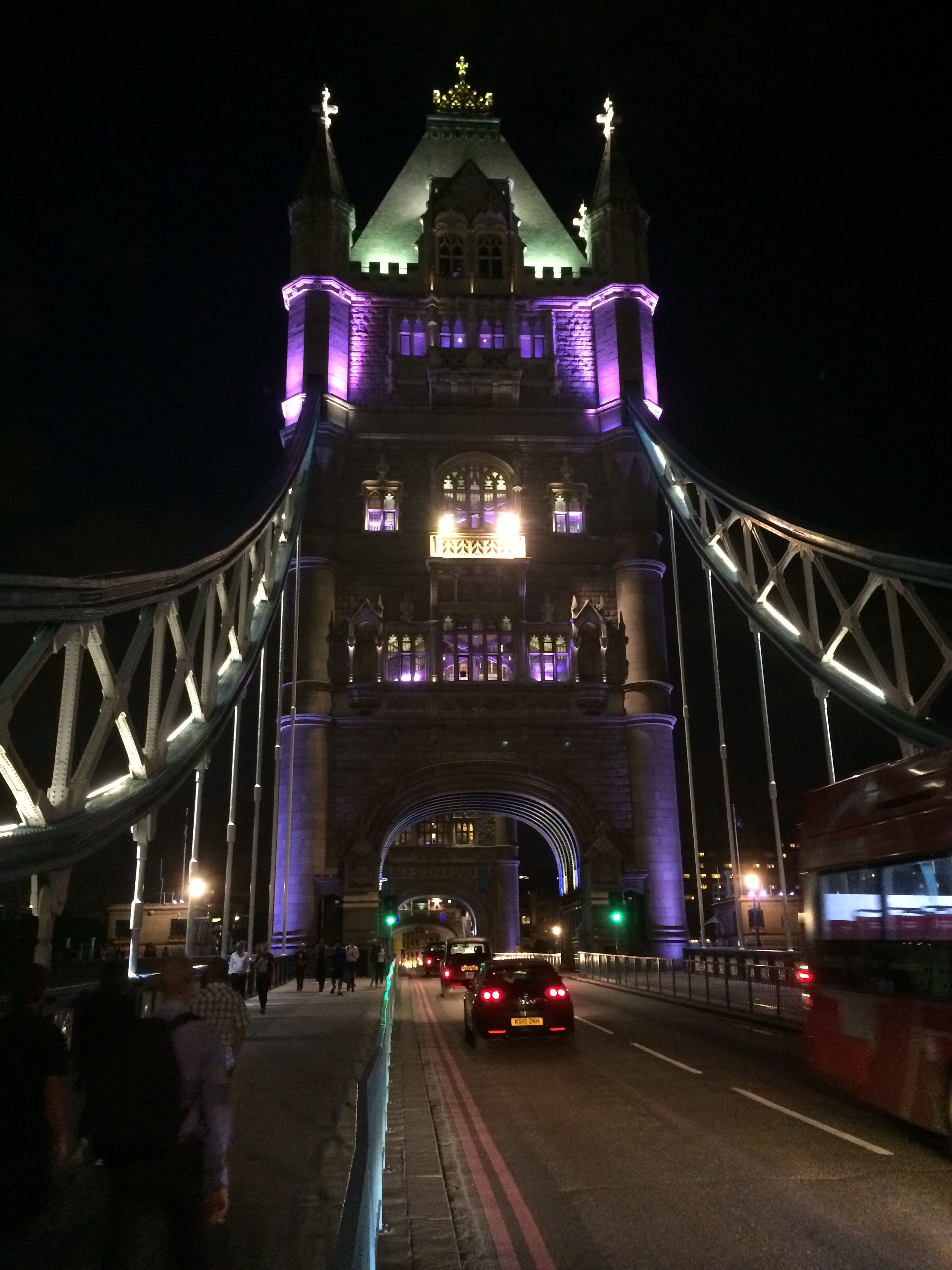 Tower Bridge @night