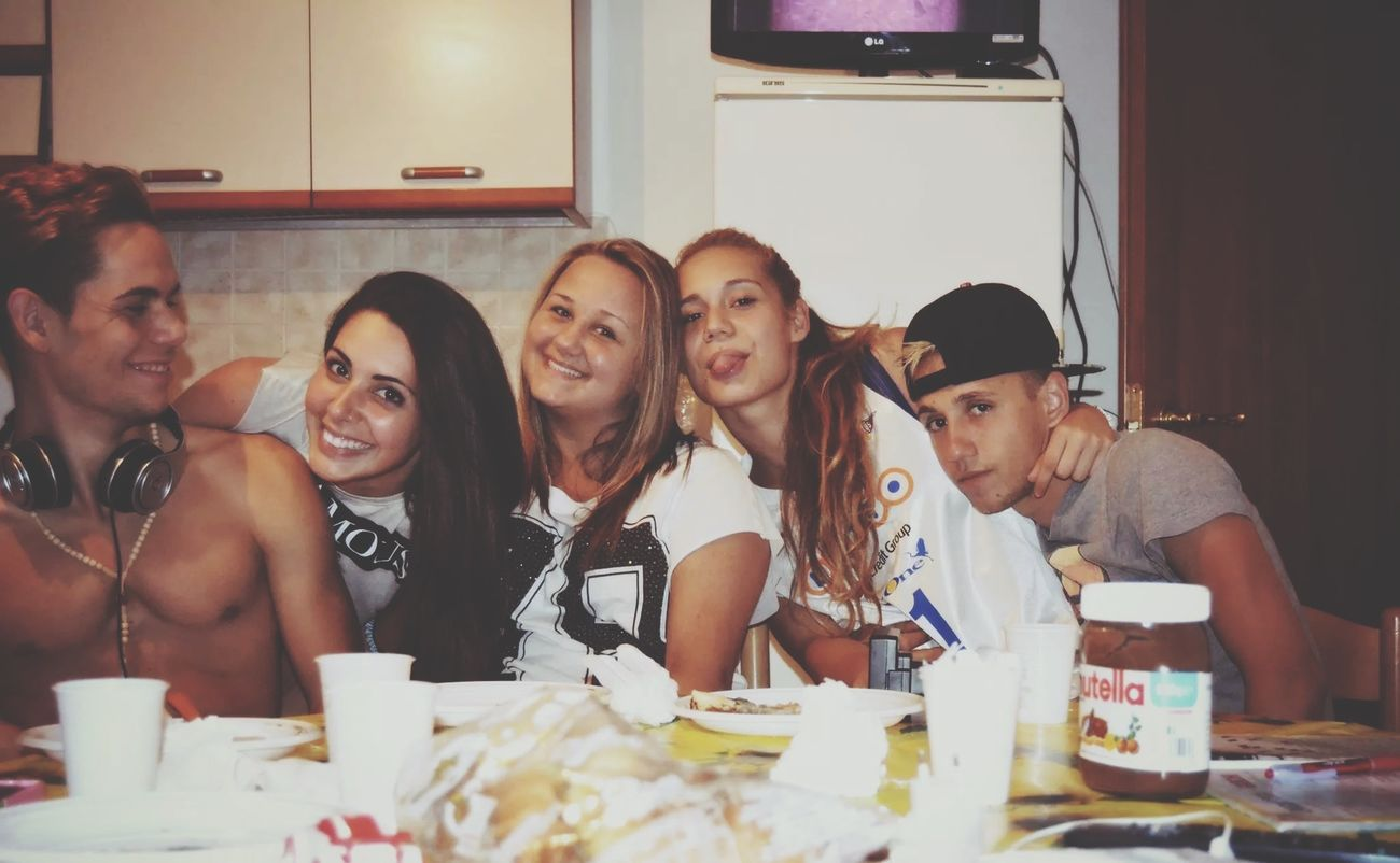 Friends I Miss You Amorino