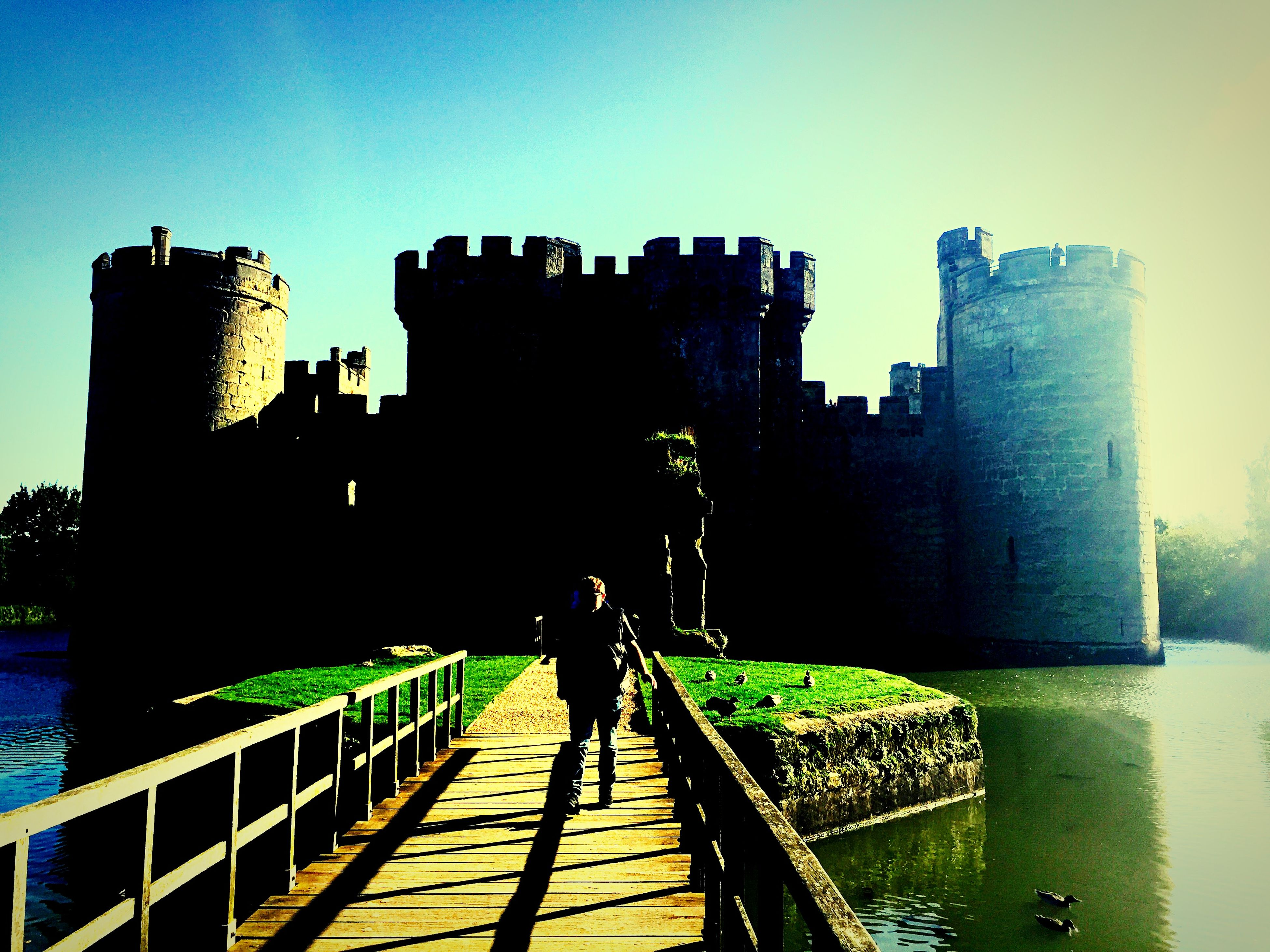 King 🎪🃏🇬🇧🔖📯🔰 Hello World Enjoying Life Taking Photos IPhoneography Relaxing Love Castle National Trust OpenEdit Family