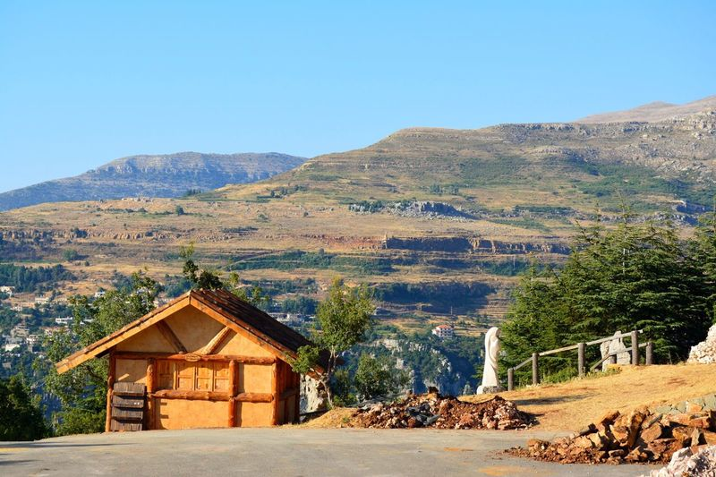 Hometown Glory Shed Mountains Mountain View Mountains And Sky Nature Beauty In Nature Outdoors Country House