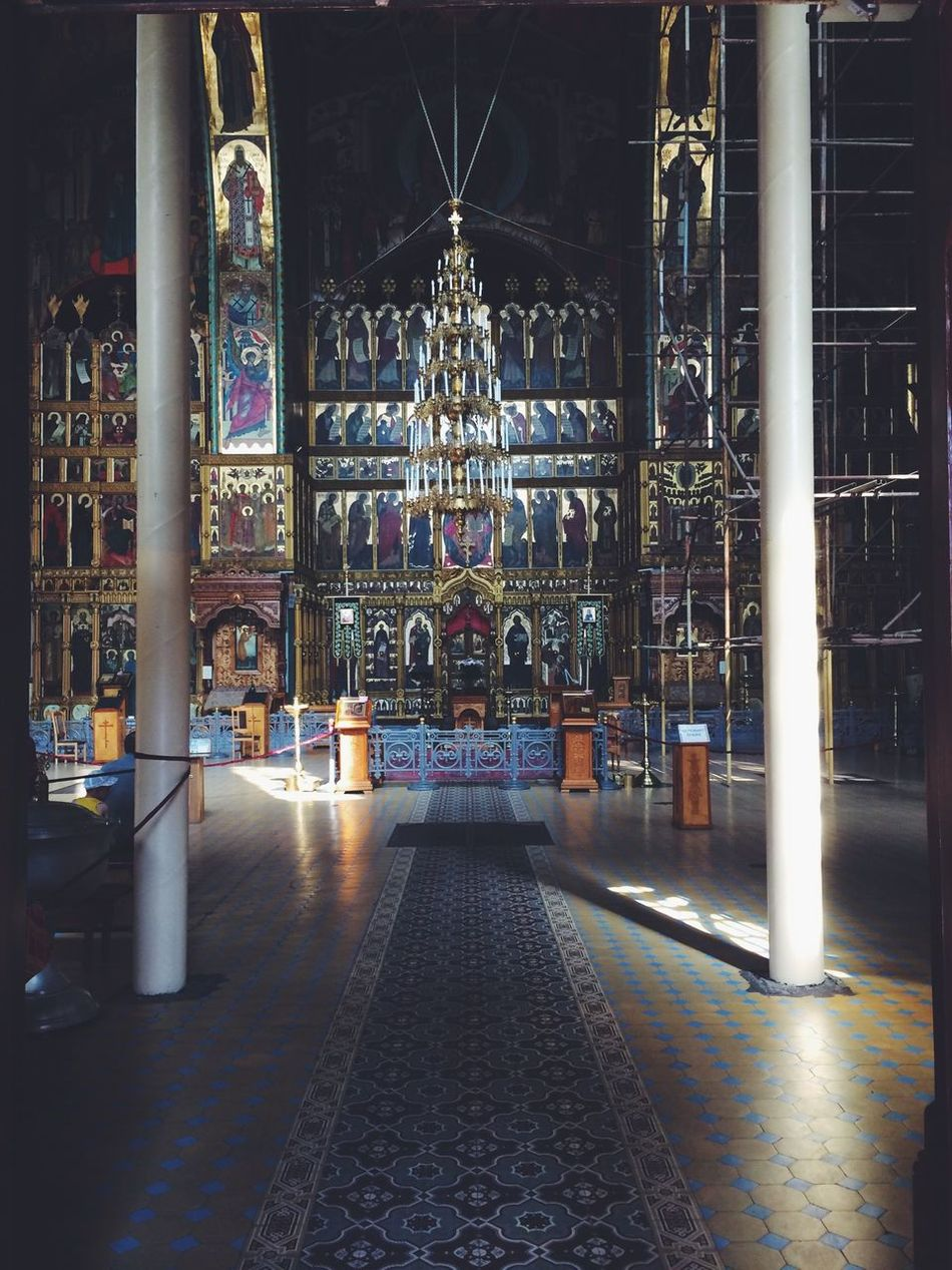 Church Ivanovo Monastery