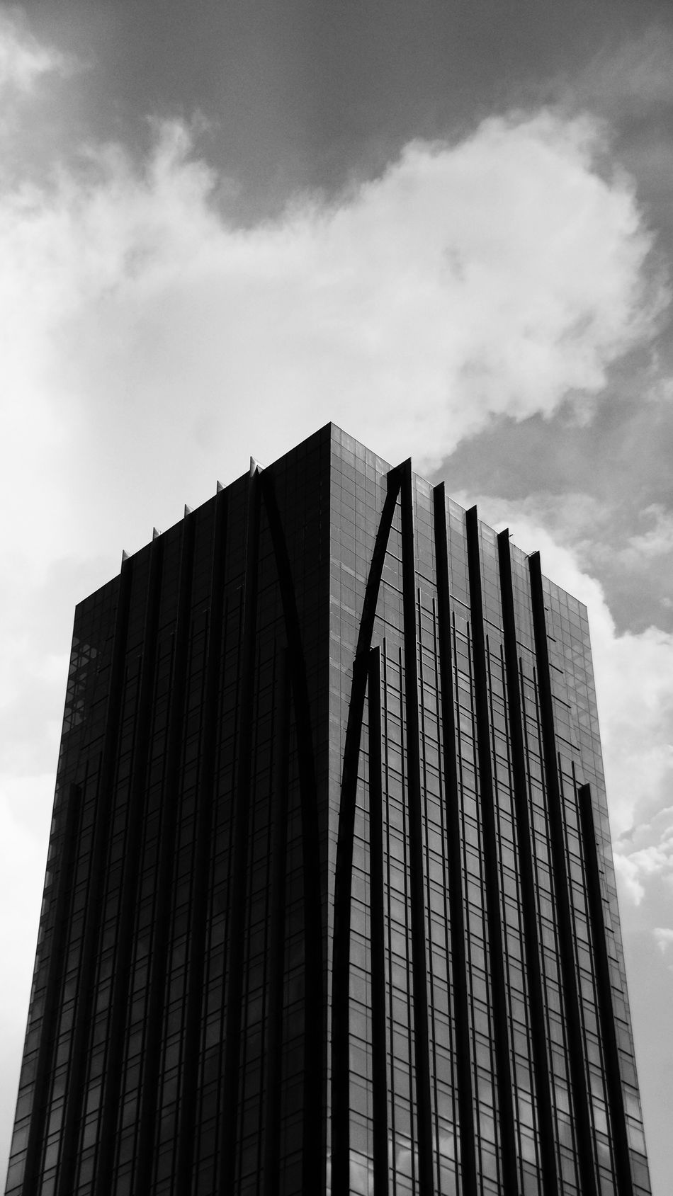 Low Angle View Architecture Built Structure Sky Building Exterior Outdoors Day No People Modern City