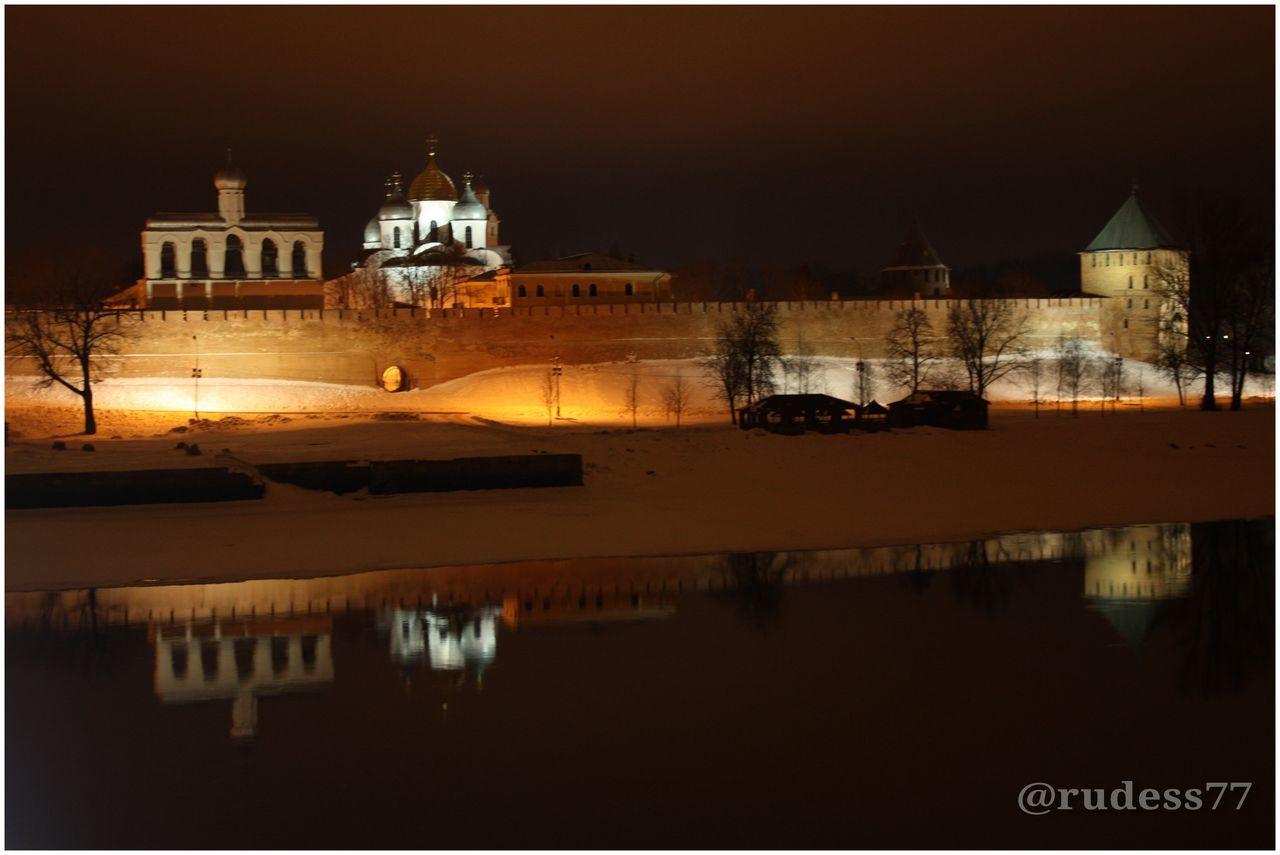 Russia Novgorod Night EyeEm Best Shots