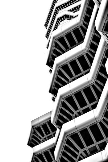 Architecture: Geometric Shapes. The Architect - 2015 EyeEm Awards Architecture Blackandwhite Geometric Shapes Urban Geometry