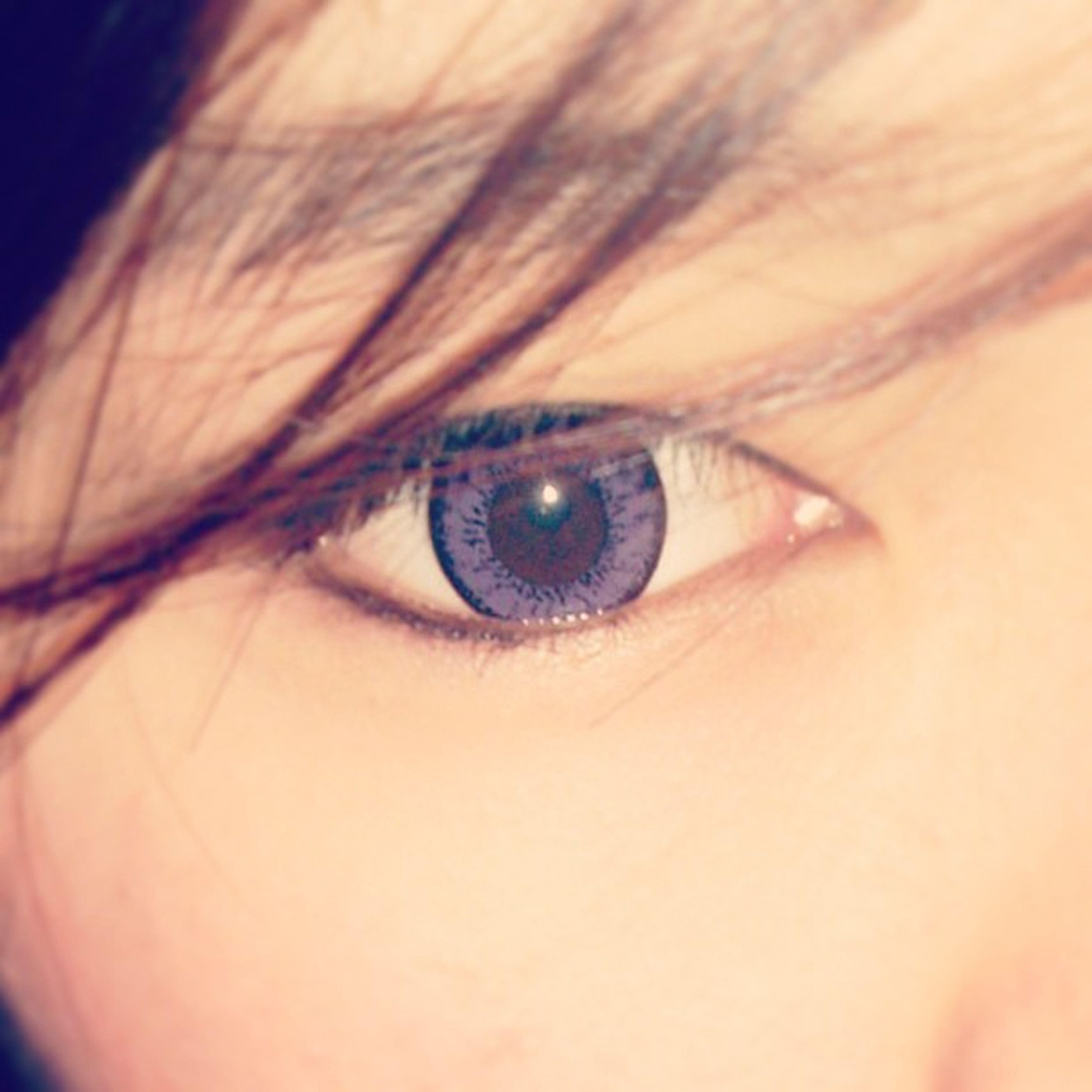 human eye, close-up, eyelash, human face, eyesight, part of, looking at camera, portrait, human skin, iris - eye, lifestyles, headshot, sensory perception, eyeball, eyebrow, extreme close up, indoors