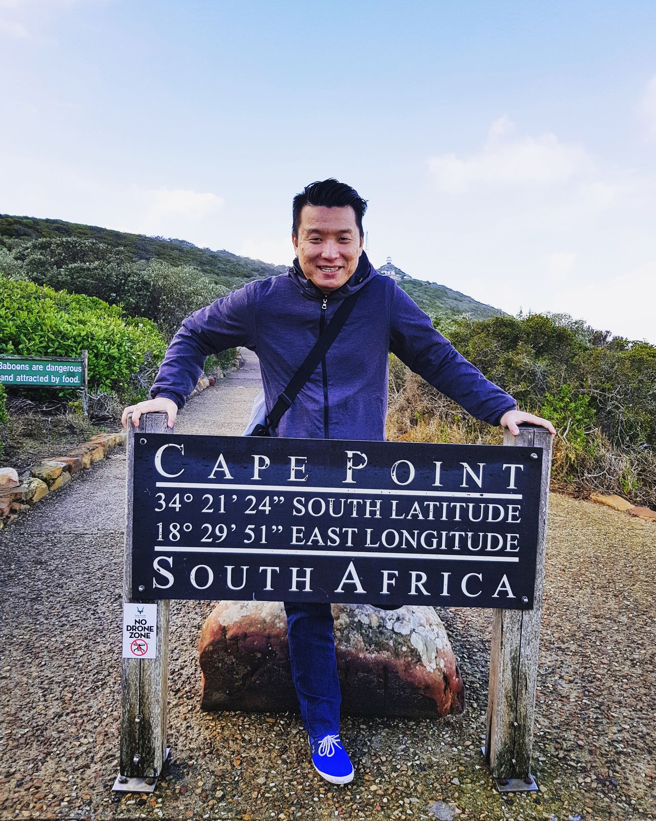 One Man Only Front View Sky Sea Holiday Nature Charles Southwestern Style Living Capetownmylove Live For The Story Capeofpoint Cape Town, South Africa Lovephotography  Photography Cape Town Beauty Niceweather Cape Town Travelling Cape Point Samsungs8camera SamsungS8Plus Capetownphotographer Lovephotography  Relaxing Day South Africa