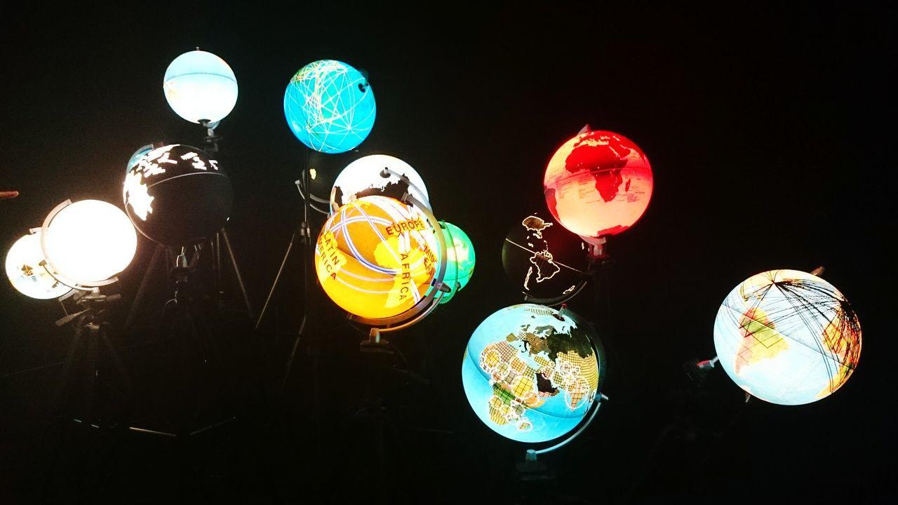 Beautiful stock photos of globe of earth, Darkroom, Geometric Shape, Globe, Illuminated
