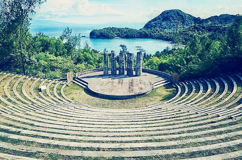 Architecture Eyeem Philippines Scenery Shots Nature amphitheater albay