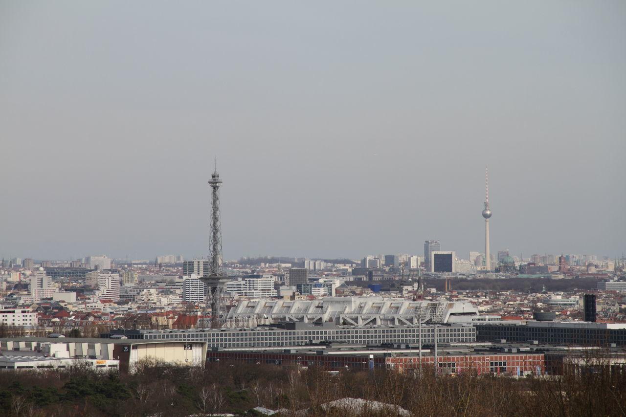 Berlin Photography Fernsehturm Berlin  Fernsehturm Und Funkturm Funkturm Berlin NSA Station Berlin Teufelsberg Berlin