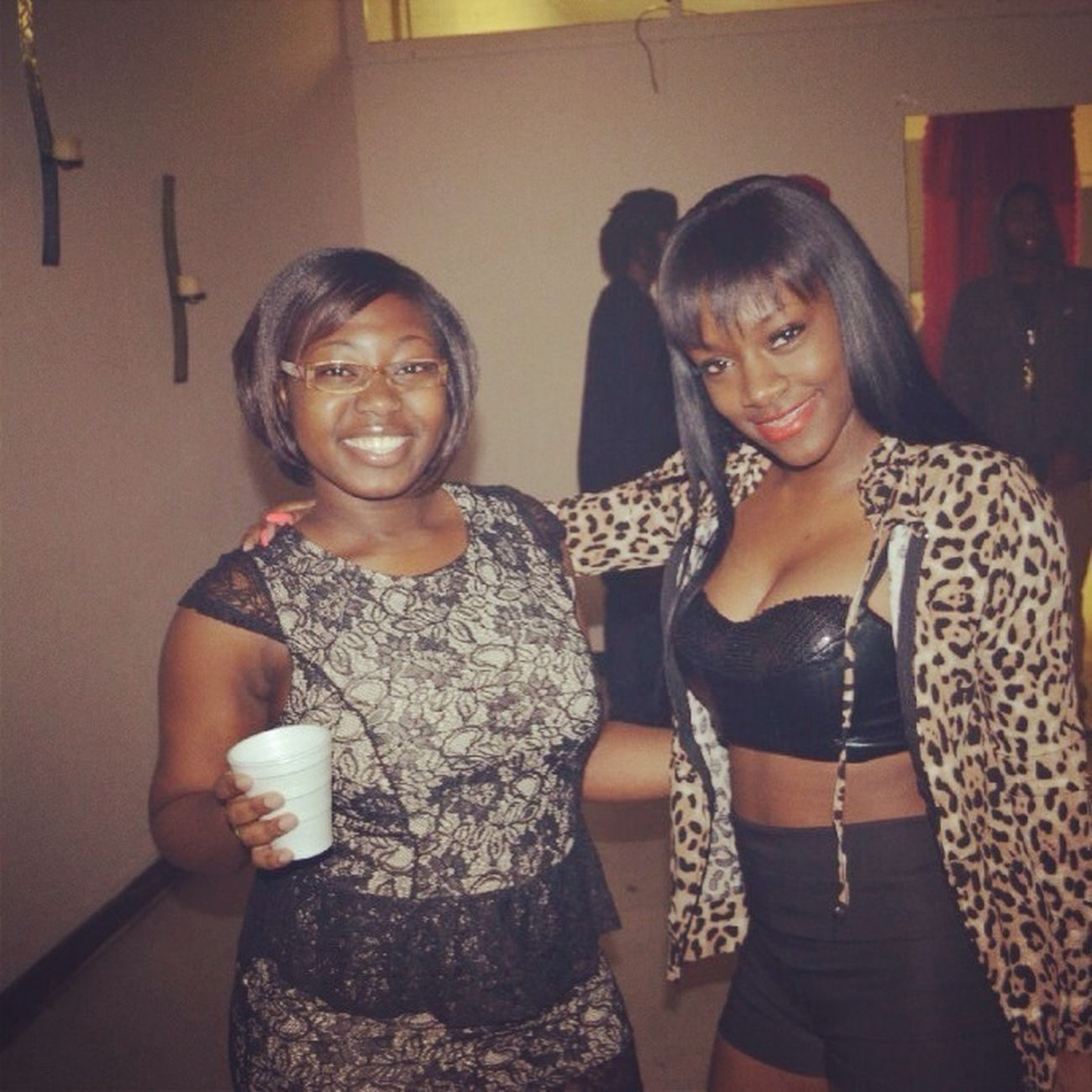 Club Action With Nesha